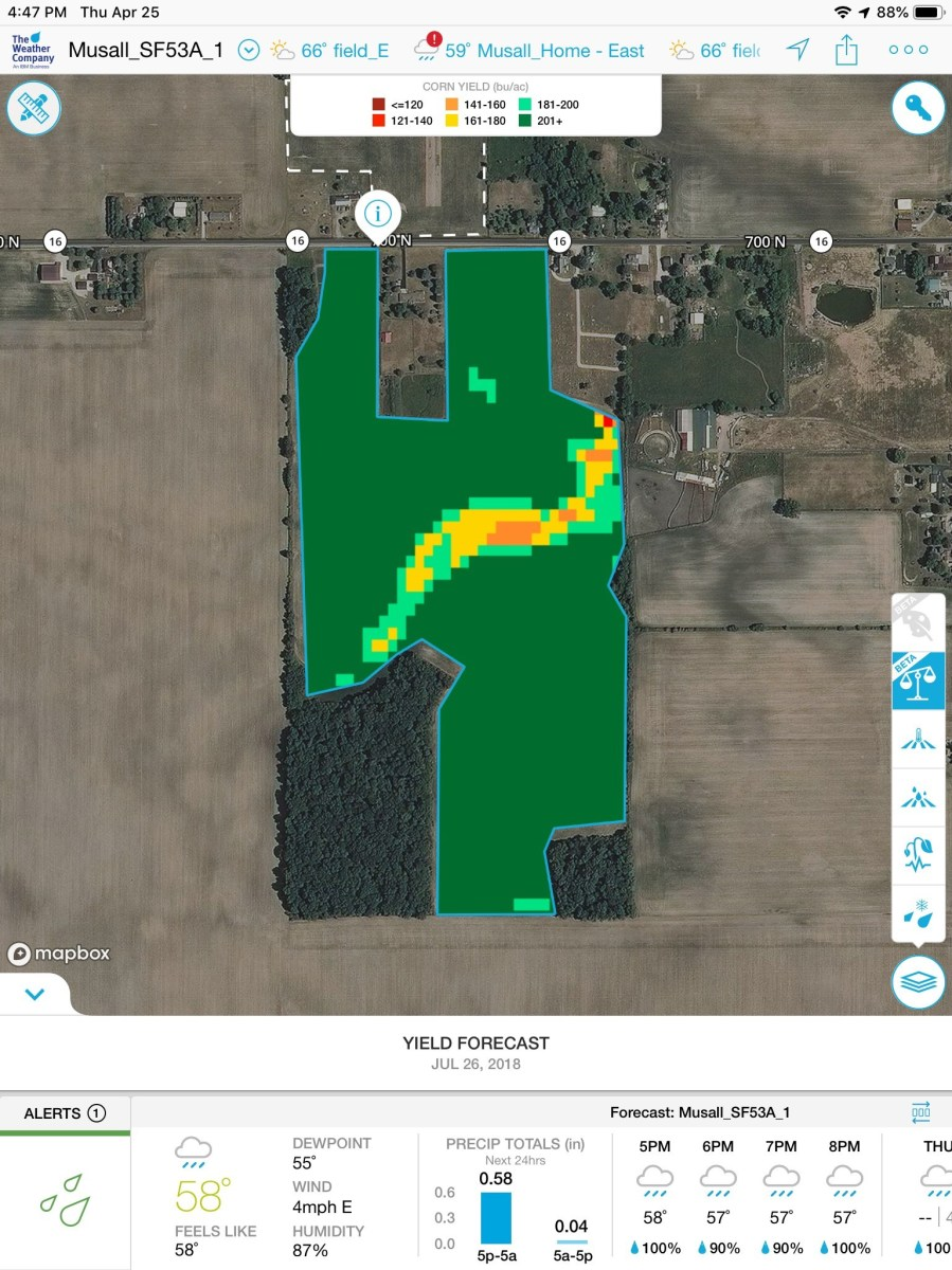 IBM expands AI-based platform for precision agriculture